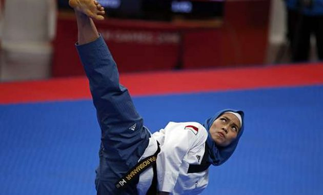 emas pertama di Asian Games 2018